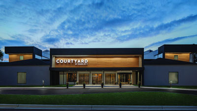 Courtyard by Marriott Greensboro
