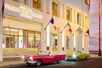 SO Paseo del Prado La Habana
