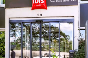 Ibis Paris St Denis Ouest