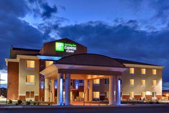 Holiday Inn Express Albuquerque Airport