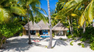 The St Regis Bora Bora Resort