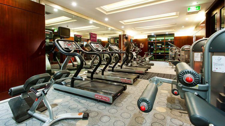 Crowne Plaza Beijing Zhongguancun Health Club