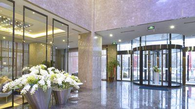 Holiday Inn Express Jinan Exhibition Ctr