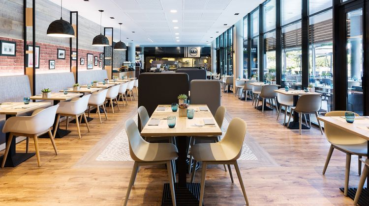 Courtyard by Marriott Toulouse Airport Restaurant