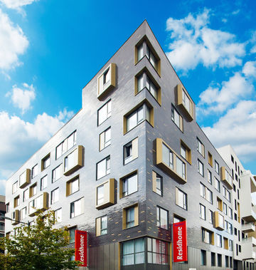 Residhome Aparthotel Paris Asnieres Park