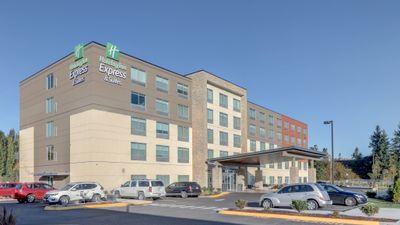 Holiday Inn Express & Suites Auburn Dwtn