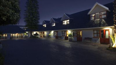 Ruslamere Guest House, Spa & Conf Ctr