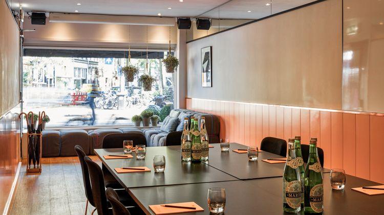 Sir Albert Hotel Amsterdam Meeting