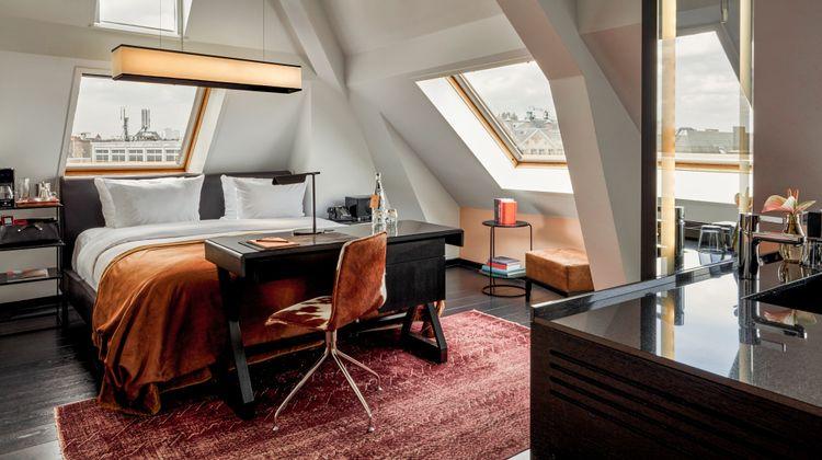 Sir Albert Hotel Amsterdam Room