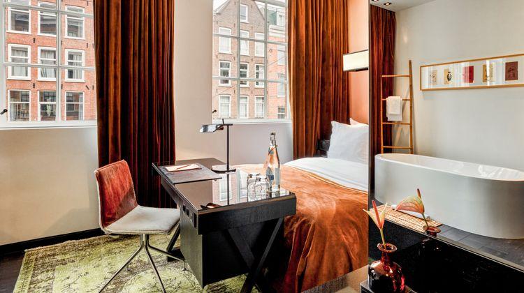 Sir Albert Hotel Amsterdam Suite