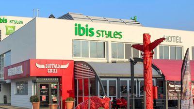Ibis Styles Grenoble Crolles