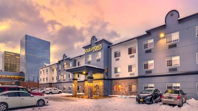 Four Points by Sheraton Anchorage Downtn