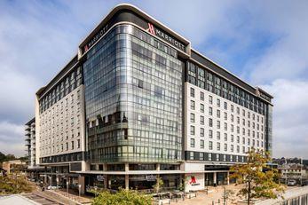 Johannesburg Marriott Hotel Melrose Arch