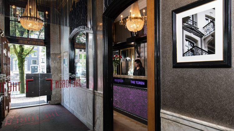 The Toren Lobby