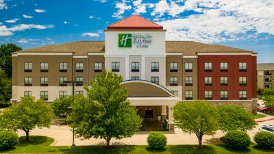 Holiday Inn Express & Stes Medical Dist