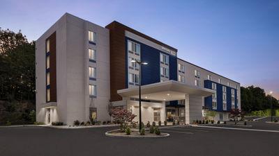 SpringHill Suites Tuckahoe Westchester