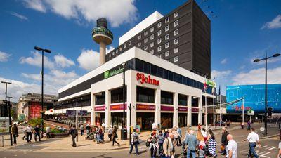 Holiday Inn Liverpool City Centre Hotel