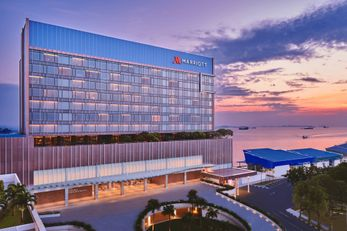 Batam Marriott Hotel Harbour Bay