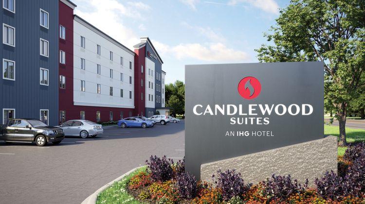 Candlewood Suites North Shore Danvers Exterior