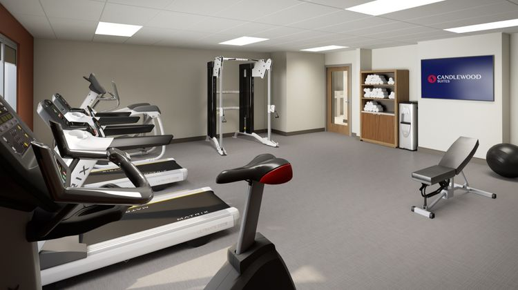 Candlewood Suites North Shore Danvers Health Club