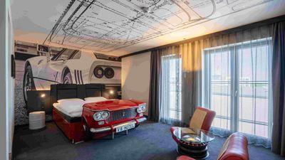 V8 Hotel Koln at MOTORWORLD