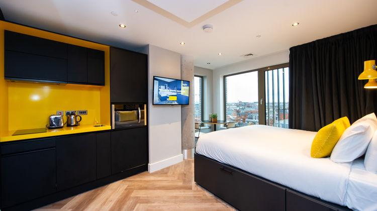 Staycity Aparthotels Dublin Castle Exterior