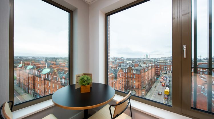 Staycity Aparthotels Dublin Castle Room