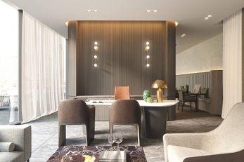 Melbourne Marriott Hotel Docklands