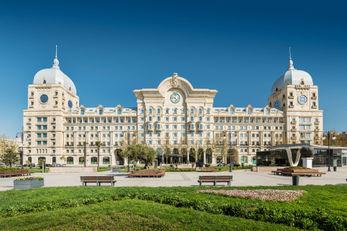 Courtyard Baku