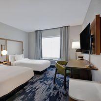 Fairfield Inn/Stes Milwaukee Brookfield