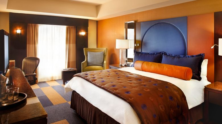 Renaissance Phoenix Downtown Hotel Room