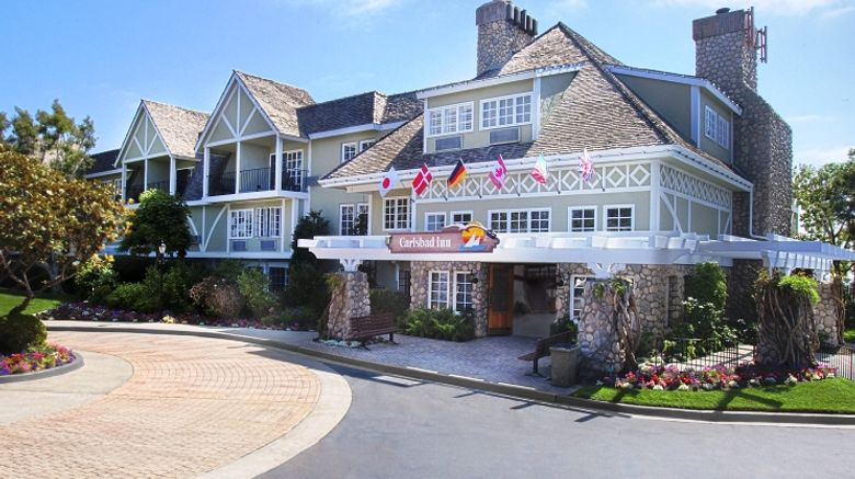 Carlsbad Inn Beach Resort Exterior