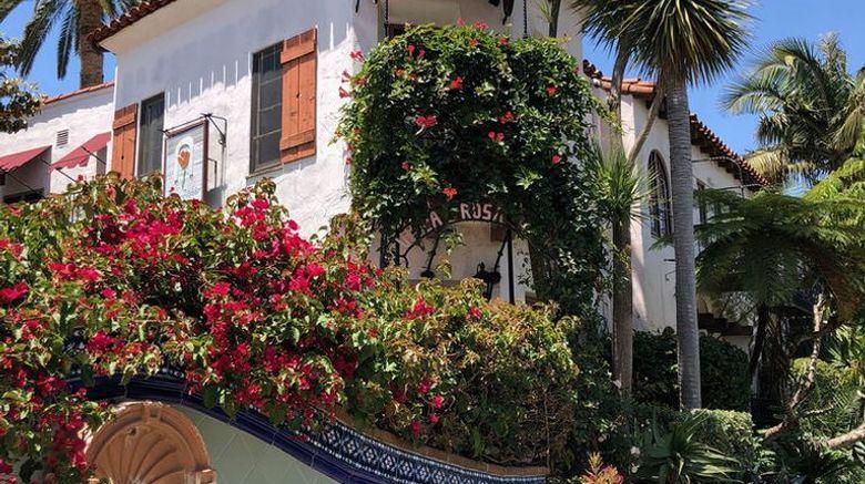 <b>Villa Rosa Inn Exterior</b>