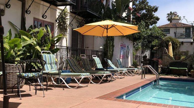 <b>Villa Rosa Inn Pool</b>
