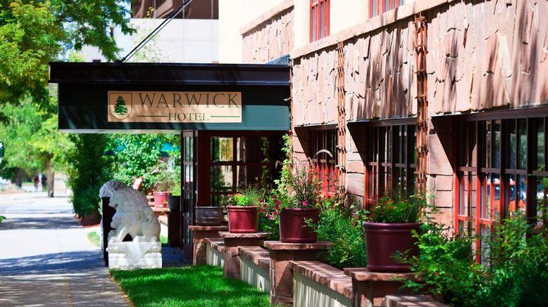 Warwick Denver Hotel Exterior