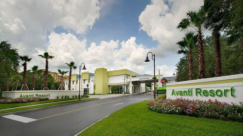 Avanti Resort Orlando Exterior