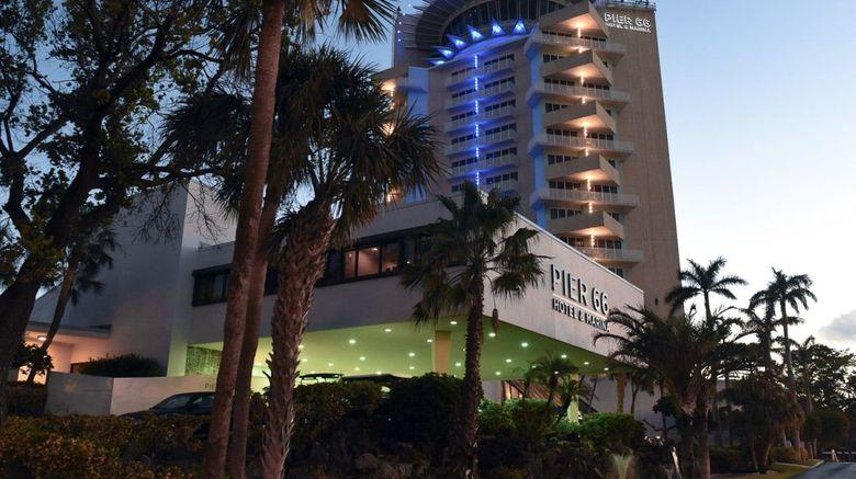 Pier Sixty-Six Hotel  and  Marina Exterior