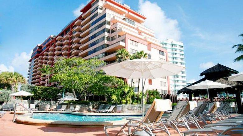 Alexander All Suite Oceanfront Resort Exterior