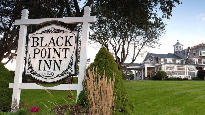 The Black Point Inn Exterior