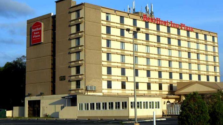 Best Host Inn Plaza Kansas City South Exterior