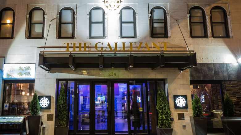 The Gallivant Times Square-Trademark Col Exterior