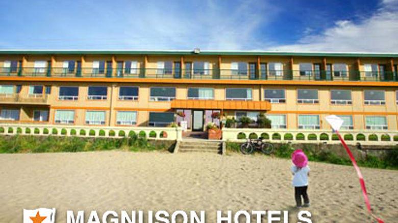 The Seashore Inn Exterior