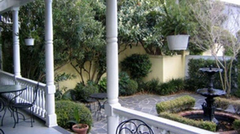 Barksdale House Inn Exterior