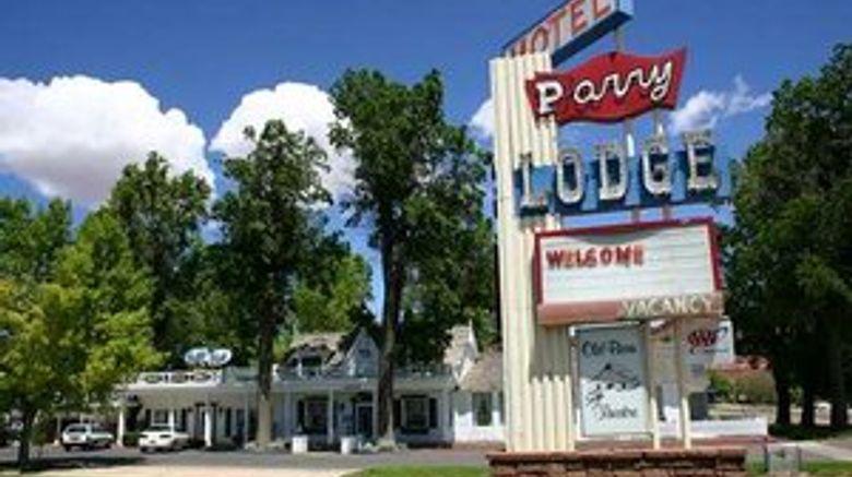 Parry Lodge Exterior