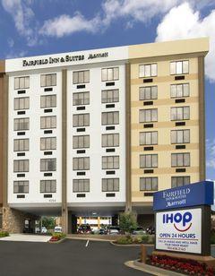 Fairfield Inn & Suites Alexandria West