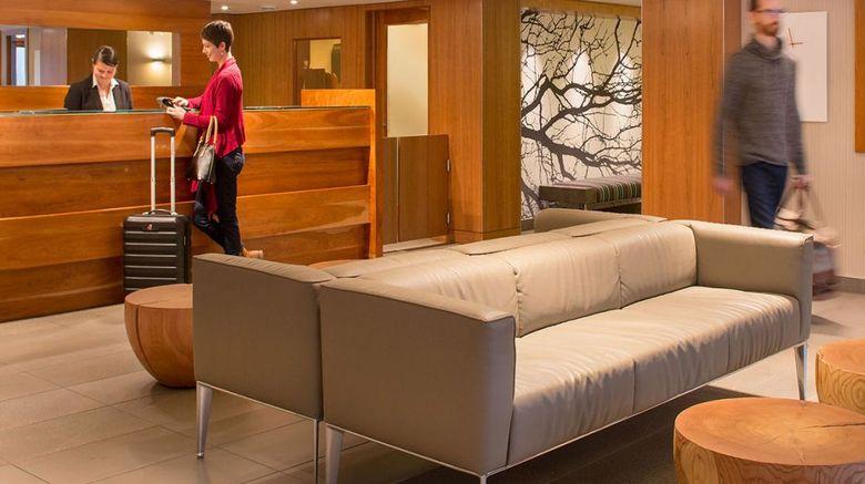Banff Aspen Lodge Lobby