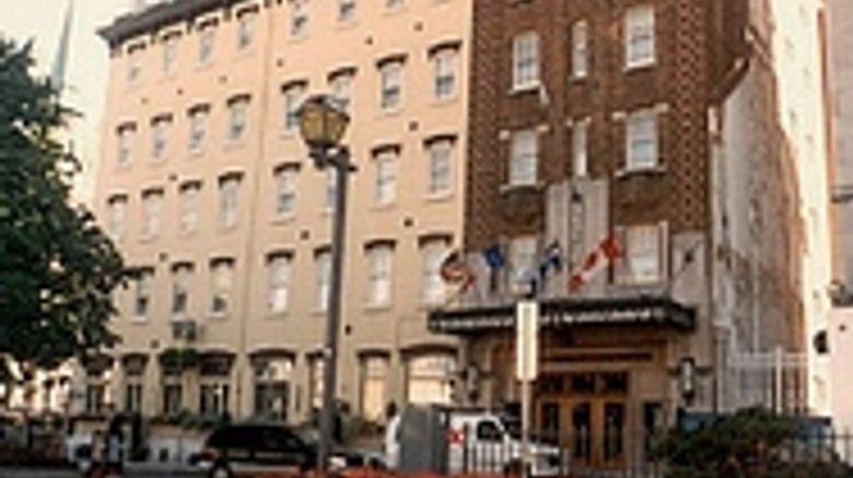 Hotel Clarendon Exterior