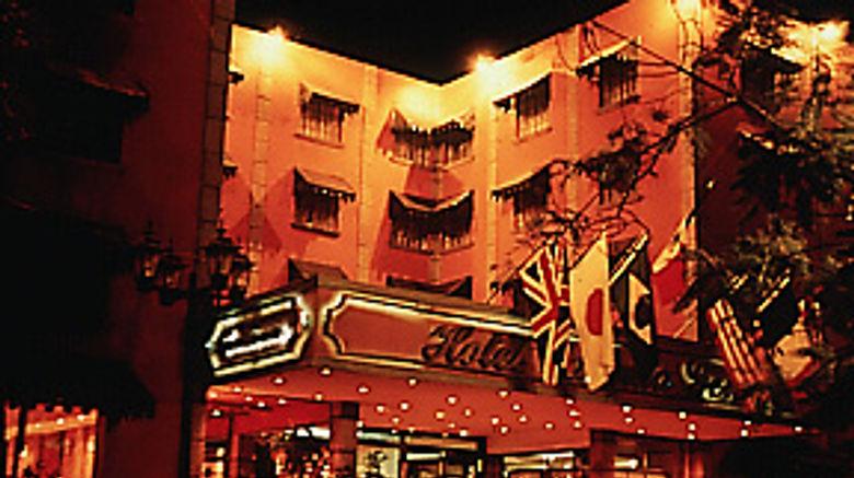 Hotel Geneve Mexico City Exterior