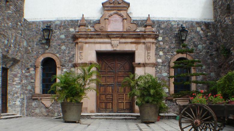Hotel Real De Minas Exterior