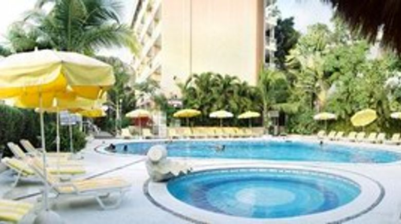 Acapulco Hotel  and  Bungalows Sands Exterior